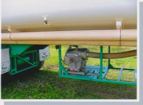 Mack Elite Semi Water Tanker Truck 3