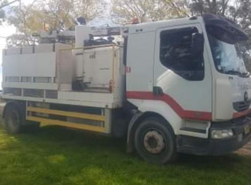 Mack Midlum Vacuum Truck 1