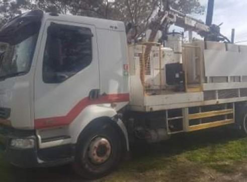 Mack Midlum Vacuum Truck 2