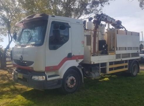 Mack Midlum Vacuum Truck 7