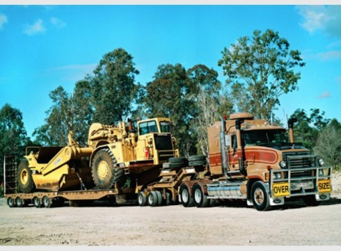 Mack Superliner Low Loader 1