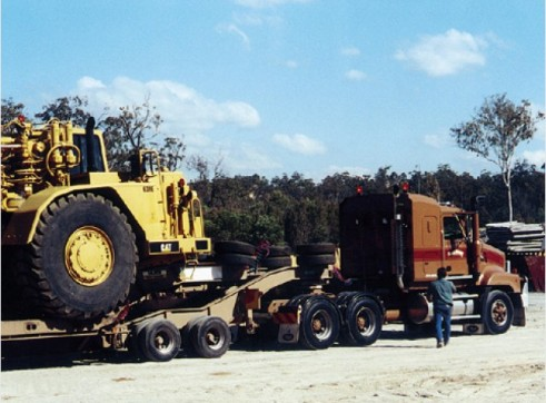 Mack Superliner Low Loader 2