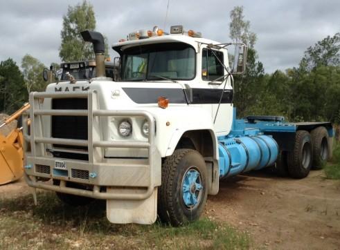 Mack Value Liner Prime Mover Truck 1
