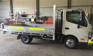 Maintenance Truck 1