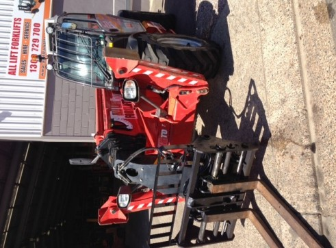Manitou 1840 telehandler for hire 5