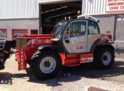Manitou 1840 telehandler for hire 1