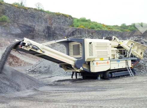 Maximus MXC-2 Cone Crusher 1