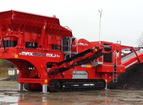 Maximus MXJ-1200 Jaw Crusher