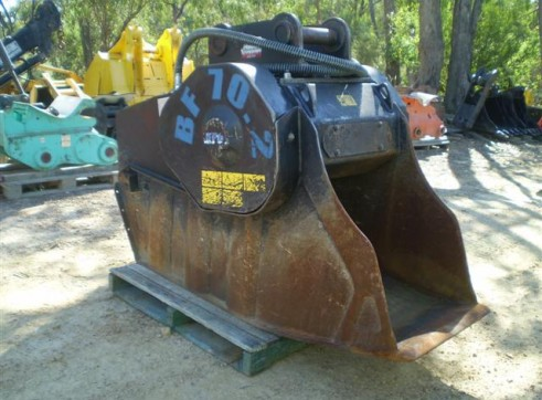 MB Crusher Bucket FOR HIRE OR SALE 1