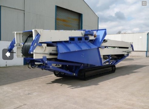 MC 105-24TB Track Conveyor 3