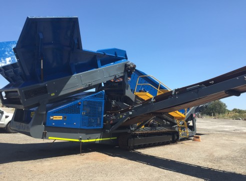 McCloskey R230 Reclaimer 1