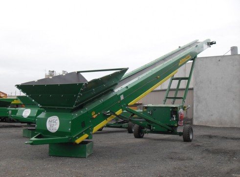 McCloskey stacker conveyor 2