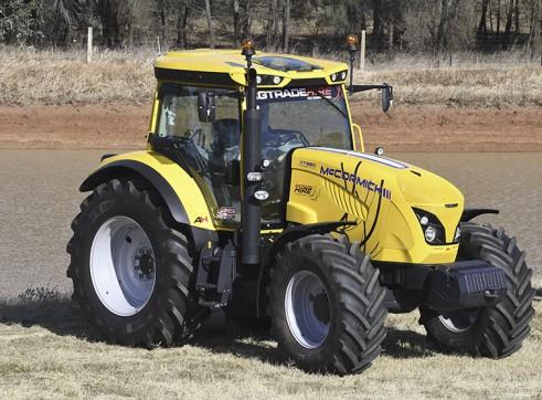 McCormick X7.650 Tractor 1