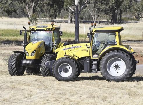 McCormick X7.650 Tractor 3