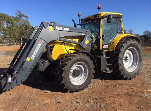 McCormick X7.650 Tractor 4