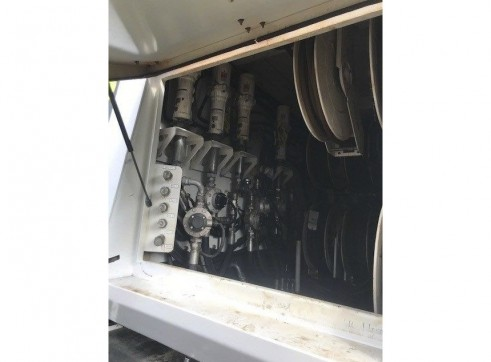 MDG Compliant - 6x6 Mack 5000L Service Truck 2