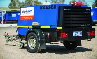 Medium Portable Diesel Compressors 1
