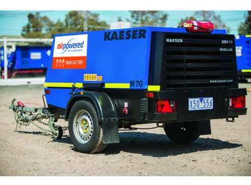 Medium Portable Diesel Compressors 1