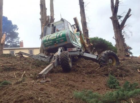 Menzi Muck A91C Spider Excavator 8