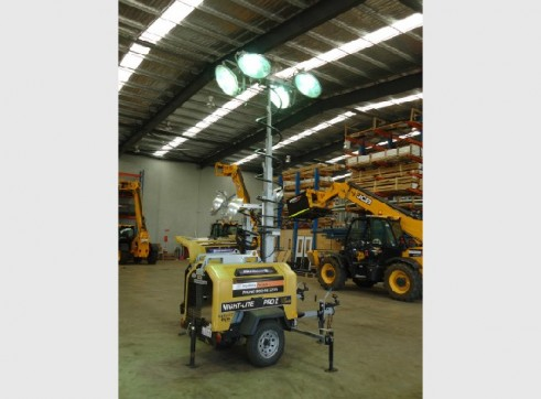Metro light lighting towers 6kw 2