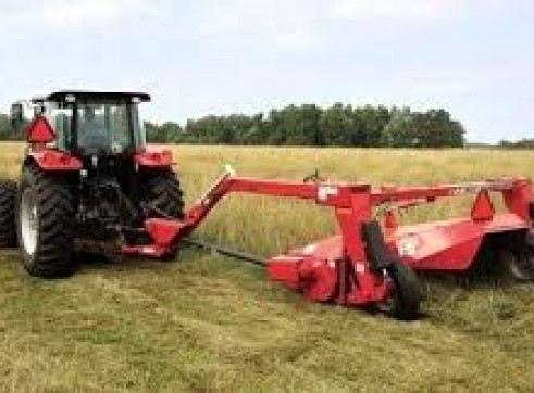 MF1359 Side Pull Disc Mower Conditioner 1