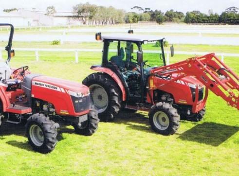MF1660 Series Massey Ferguson Tractor 3
