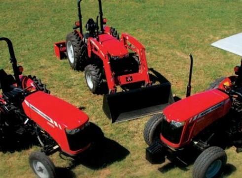 MF2600 Series Massey Ferguson Tractor 1