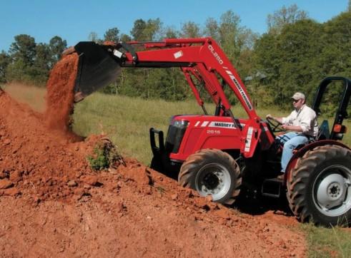 MF2600 Series Massey Ferguson Tractor 3
