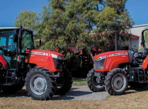 MF4600 Series Massey Ferguson Tractor 1