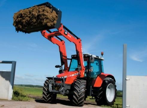 MF5400 Series Massey Ferguson Tractor 1