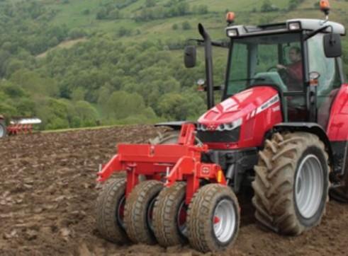 MF5400 Series Massey Ferguson Tractor 3
