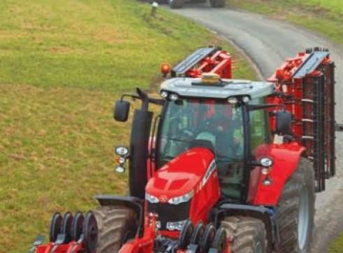 MF7600 Series Massey Ferguson Tractor 2