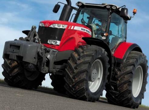 MF8600 Series Massey Ferguson Tractor 1