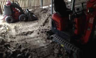 Micro Combo - 2T Tipper w/trailer / Narrow 1T Excavator & Wheeled Skidsteer 1