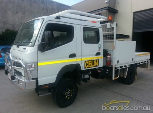 Mine Spec Service Truck with Inverter 1