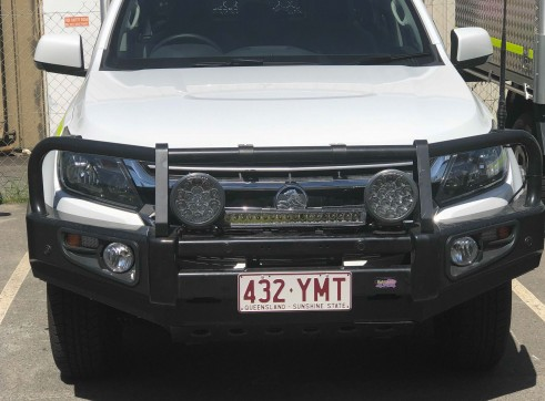Mine Spec Twin Cab Utes with Large Tool Box 2