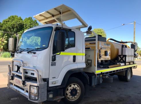 Mine Spec Vermeer VSK1000HD Vacuum Excavation Truck - 4,500L 1
