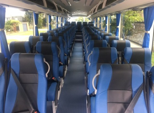 Mine Specification Dry Hire Bus, Buses and Coaches 3