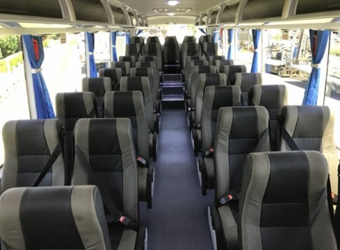 Mine Specification Dry Hire Bus, Buses and Coaches 5