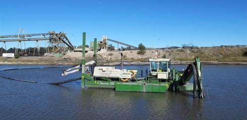 Mine Tailings Dams Dredging 1