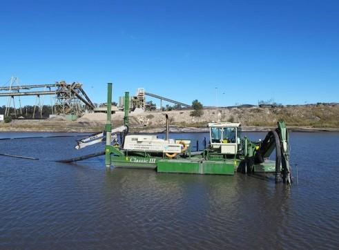 Mine Tailings Dams Dredging