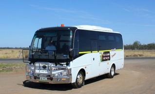 Mini Bus Dry Hire Coaches 12-28 Seat  1