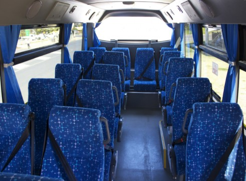 Mini Bus Dry Hire Coaches 12-28 Seat  3