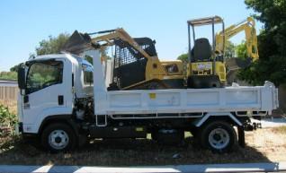 Mini Combo Unit - Dingo + Excavator + Operator 1