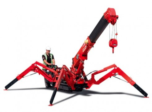 Mini Crawler Cranes 1