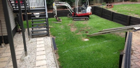 Mini Earthmoving and Excavation Services 1