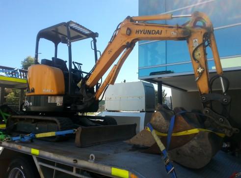 Mini Excavator 3 Tonne