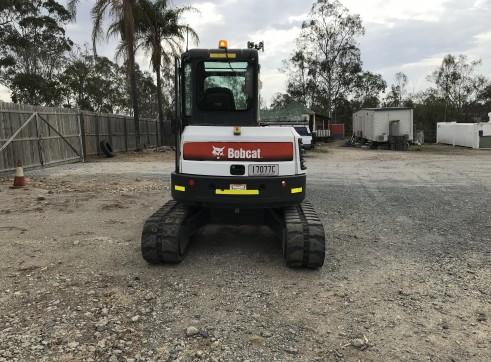 E45 Excavator 2