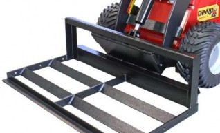 Mini-loader - Leveller (Attachment Only) 1
