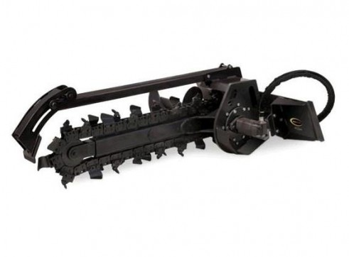 Mini-loader - Trencher 6in (Attachment Only) 1